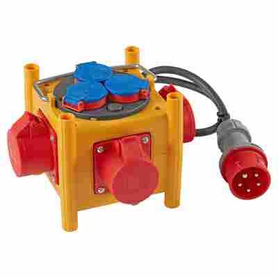 Stromverteiler Mini CEE 3 230 400 V