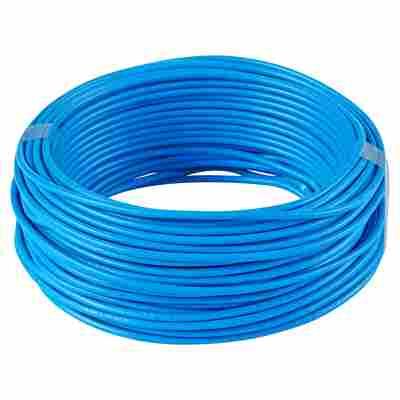 Aderleitung H07V-U blau 1,5 mm²