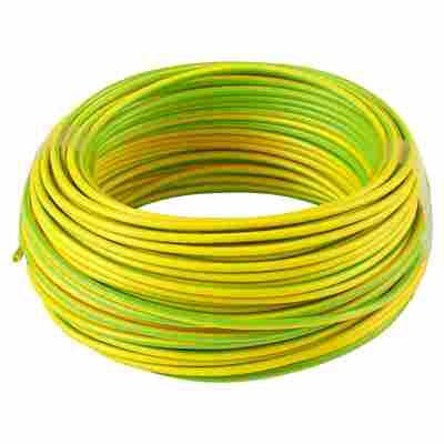 Aderleitung H07V-U grün-gelb 1,5 mm²