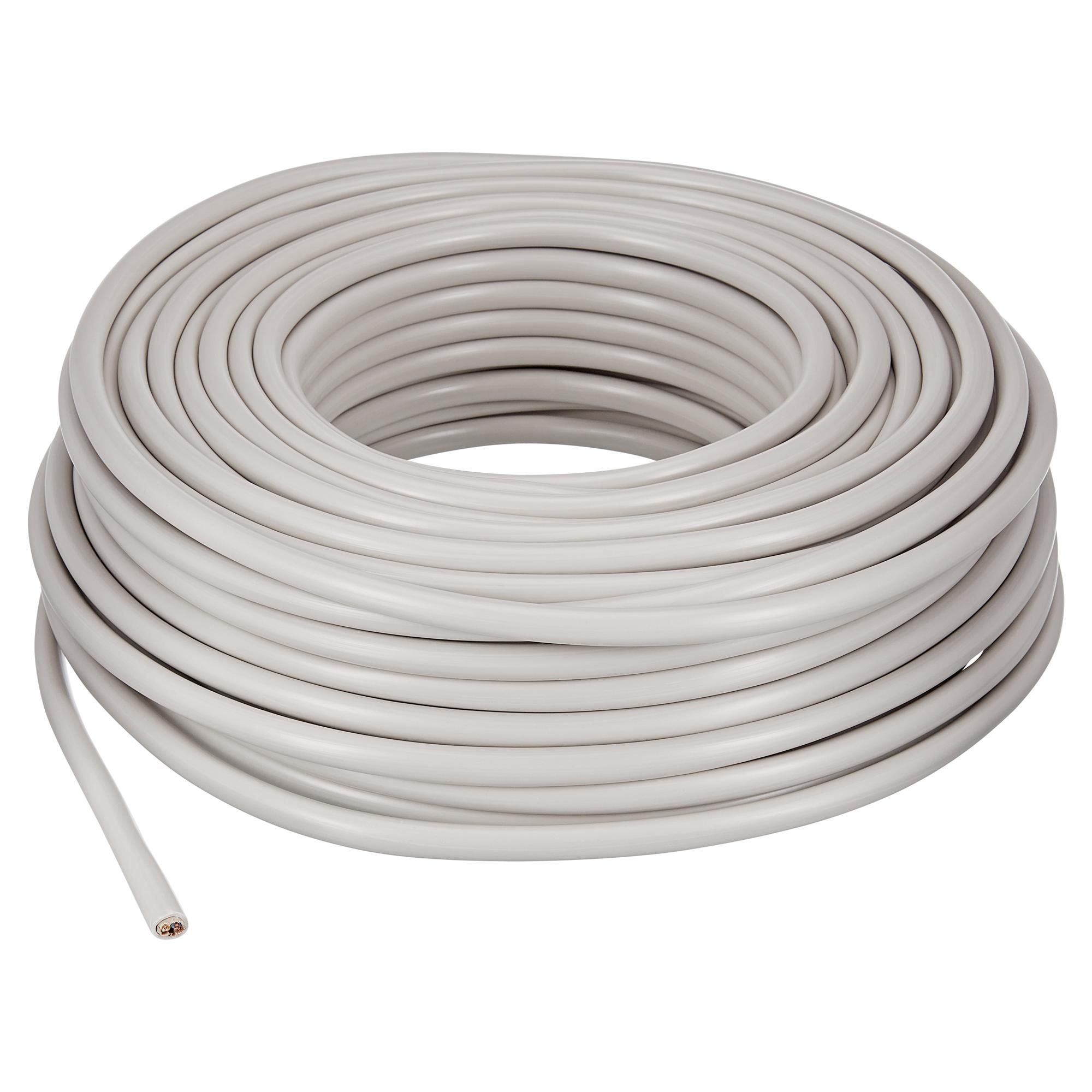 NYM-J feuchtraum-Manteau Tuyau électro-Installation Câble 100 m Ring 5x2 5 mmâ²