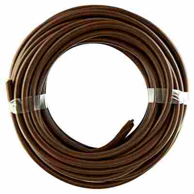 PVC-Zwillingsleitung XYFAZ 2 x 0,75 mm² 5 m