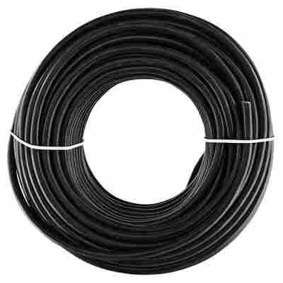 Rundlitze HO3VV-F 0,75 mm² schwarz 3-adrig 25 m