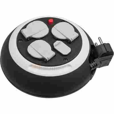 Kabelbox 'Comfort Line' 3-fach mit USB