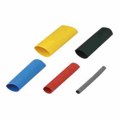 Schrumpfschlauch-Set 4 cm 55 Stück