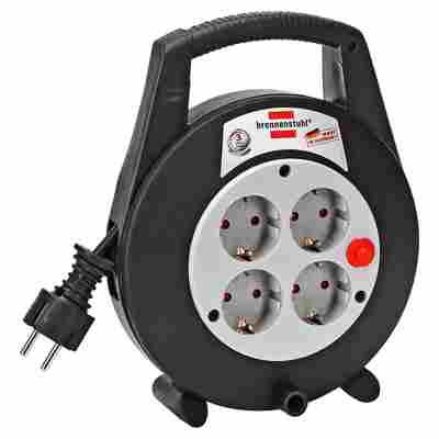 Kabelbox H05VV-F 3G1,5 4-fach 5 m