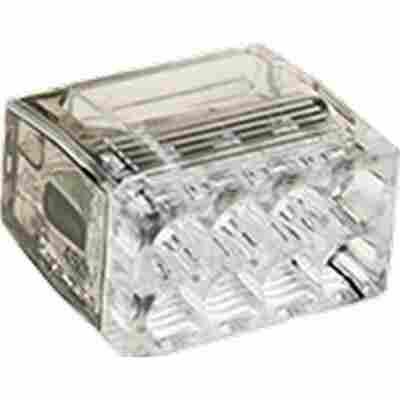 Verbindungsklemme 8-polig 'Baseline' kompakt 0,5 - 2,5 mm², 3 Stück