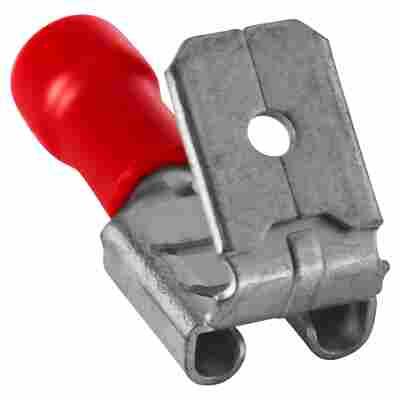 Flachsteckhülsen 25 Stück 0,5-1,5 mm Ø