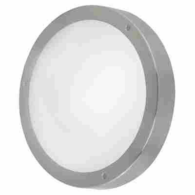 LED Außen-Wandleuchte 'Vento 1' Edelstahl