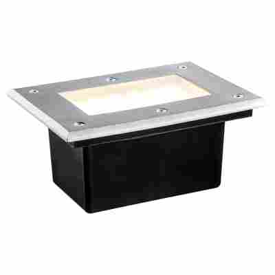 LED-Bodeneinbauleuchte Edelstahl 2,5 W