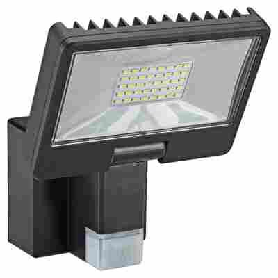 LED-Außenstrahler mit Sensor