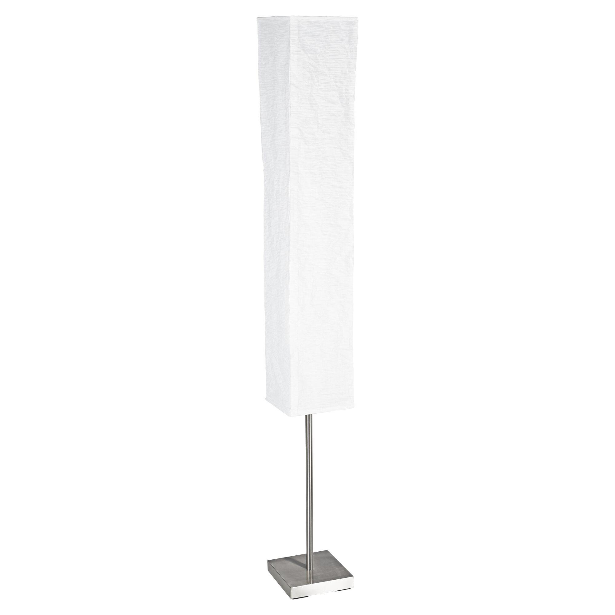 Papier-Stehlampe