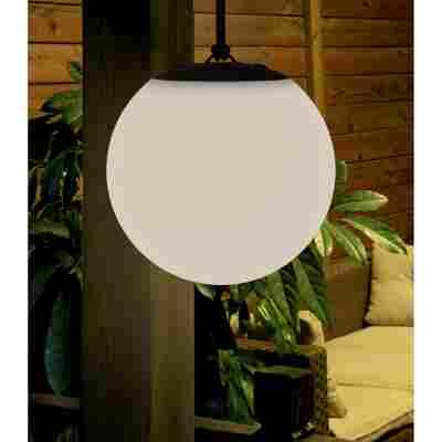 LED-Hängeleuchte mobil weiß Ø 23 cm
