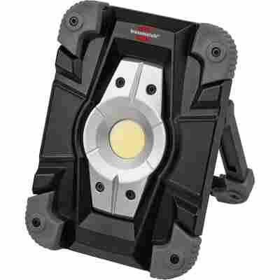 Akku-LED-Arbeitsstrahler 'ML CA 110 M' 10 W IP54 schwarz/grau