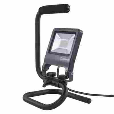 LED-Baustrahler 'Worklights' grau 1700 lm, IP 65