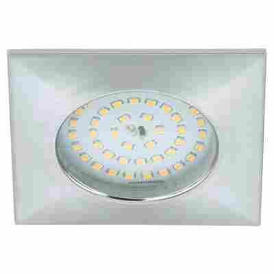 LED-Einbauleuchte eckig 10,5 W