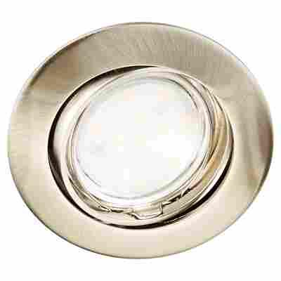 LED-Einbauleuchten (3 Stück ) Eisen/matt 'Coin' Premium Line