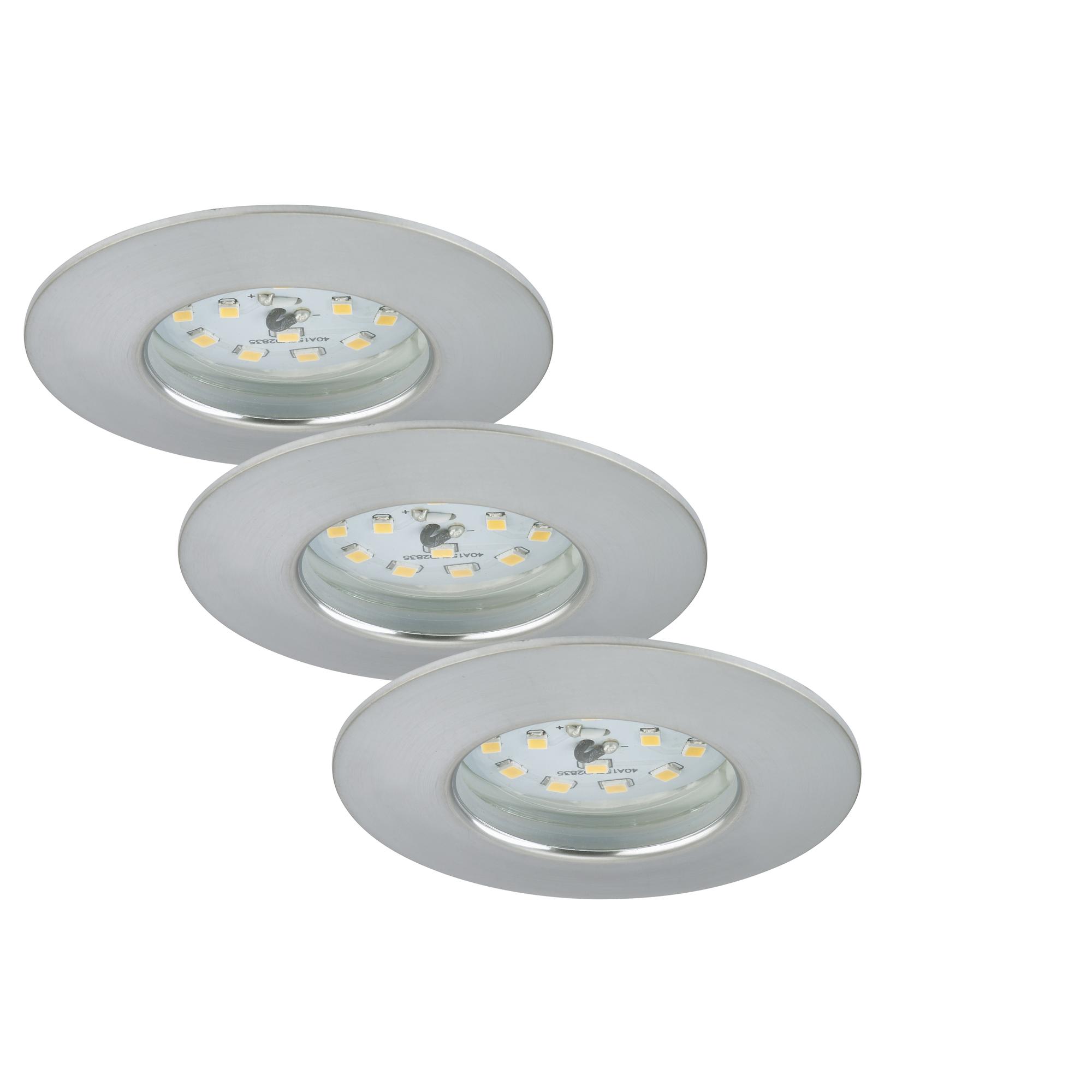 Einbauleuchten-Set mit LED-Platinen