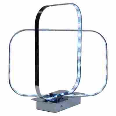 LED-Tischleuchte 'Adrina' chrom