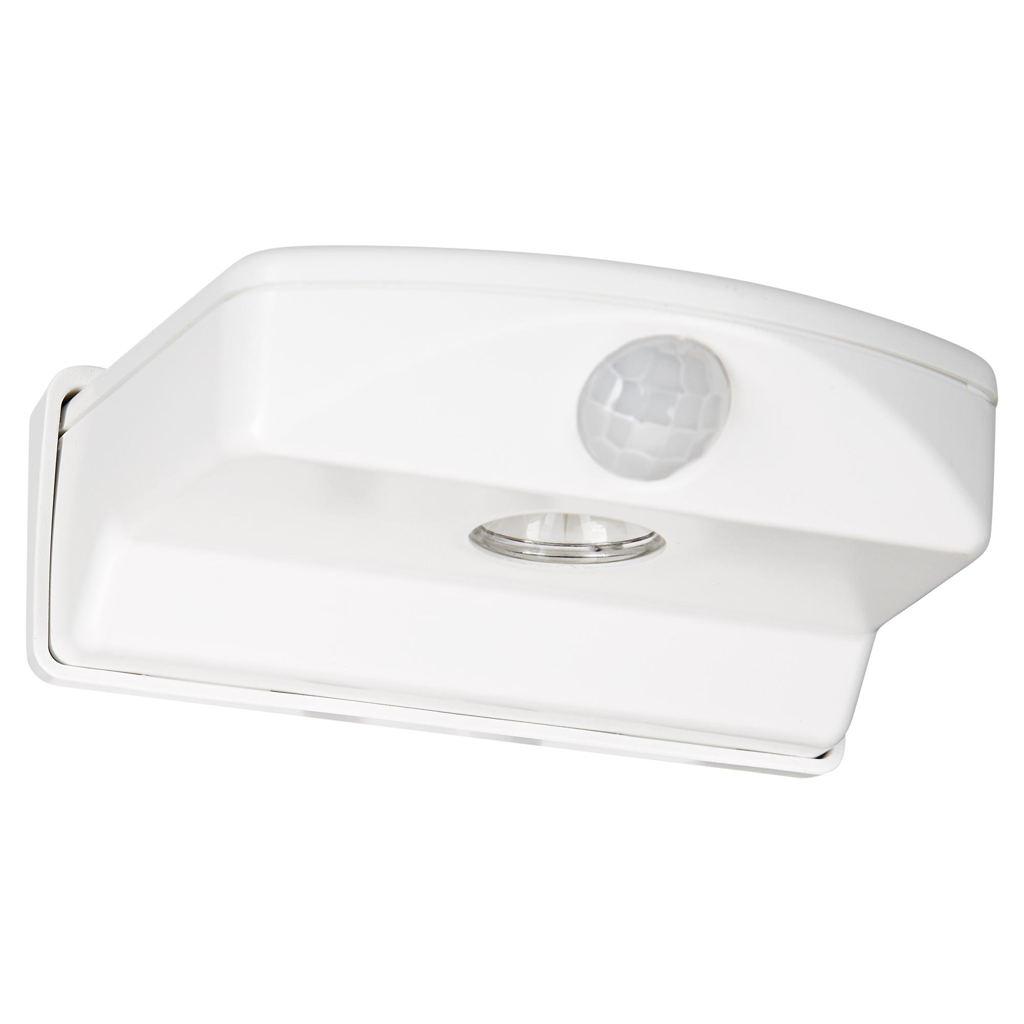 LED-Türlicht mit Lichtsensor und Bewegungsmelder