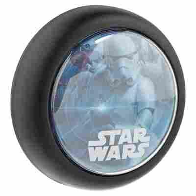 LED-Nachtlicht Kunststoff Ø 11 x 3,6 cm Star Wars