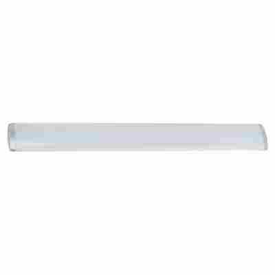 LED-Unterbauleuchte 128,5 x 14 cm titanfarben