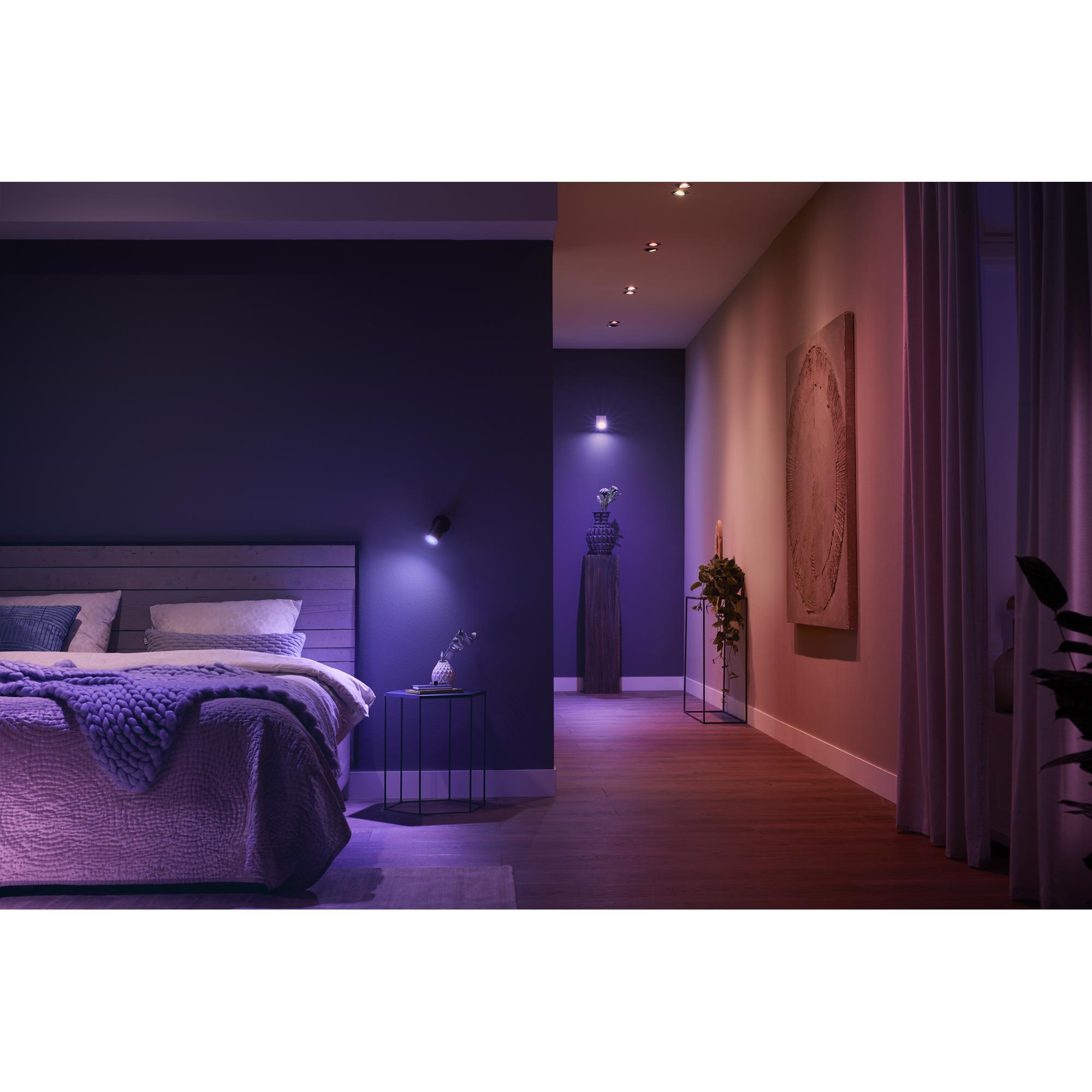 Philips LED Lampe Hue White GU10 400 lm 2er Pack ǀ toom Baumarkt