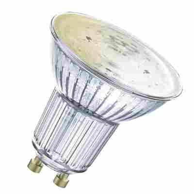 LED-Reflektorlampe 'Smart+' 5,5 cm 350 lm 5 W GU10 transparent WLAN dimmbar