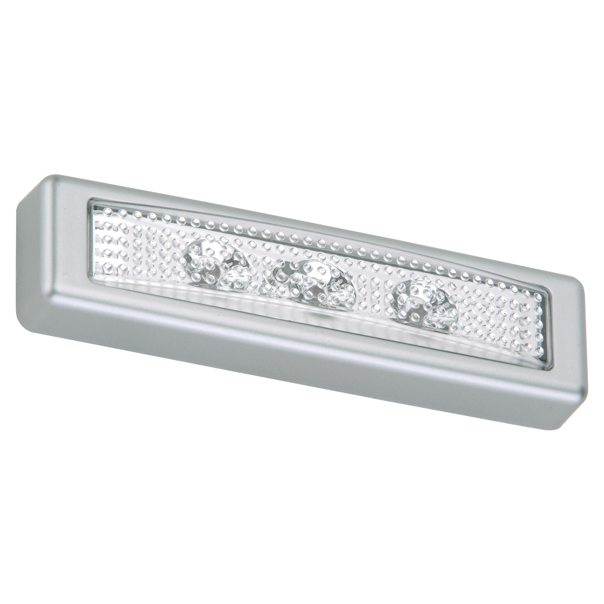 LED-Unterbauleuchten-Drücklicht