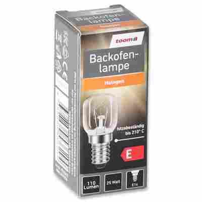 Backofenlampe 110 lm 25 W E14