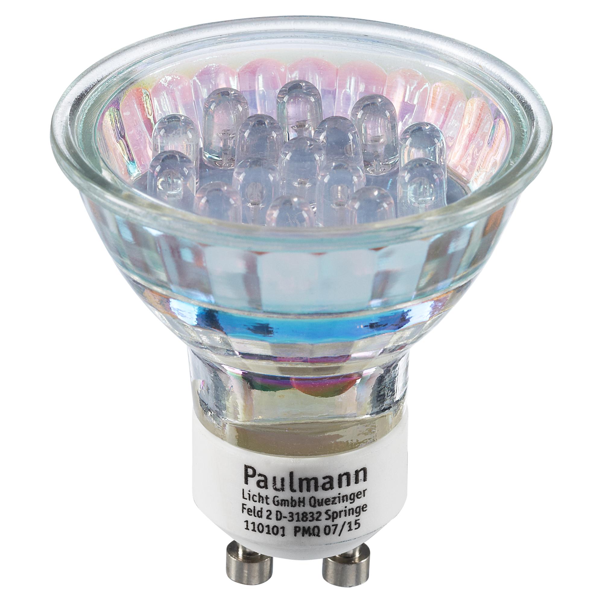 Paulmann LED-Birnenlampe warmweiss 1 W E14