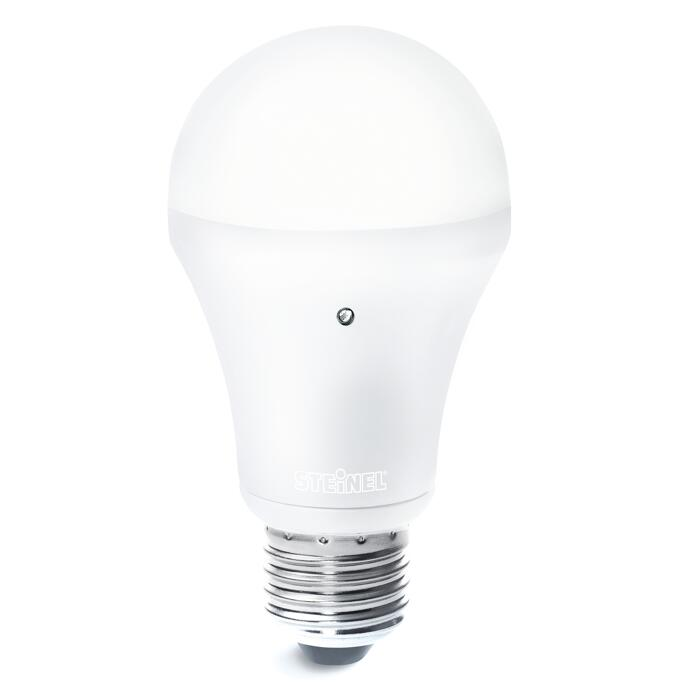 Steinel Led Lampe Sensorlight E27 8 5 Watt Mit Dammerungsautomatik ǀ Toom Baumarkt