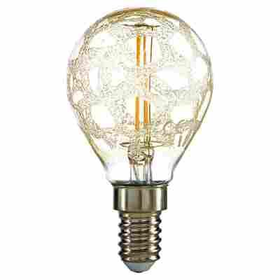 LED-Tropfen Filament E14 kroko