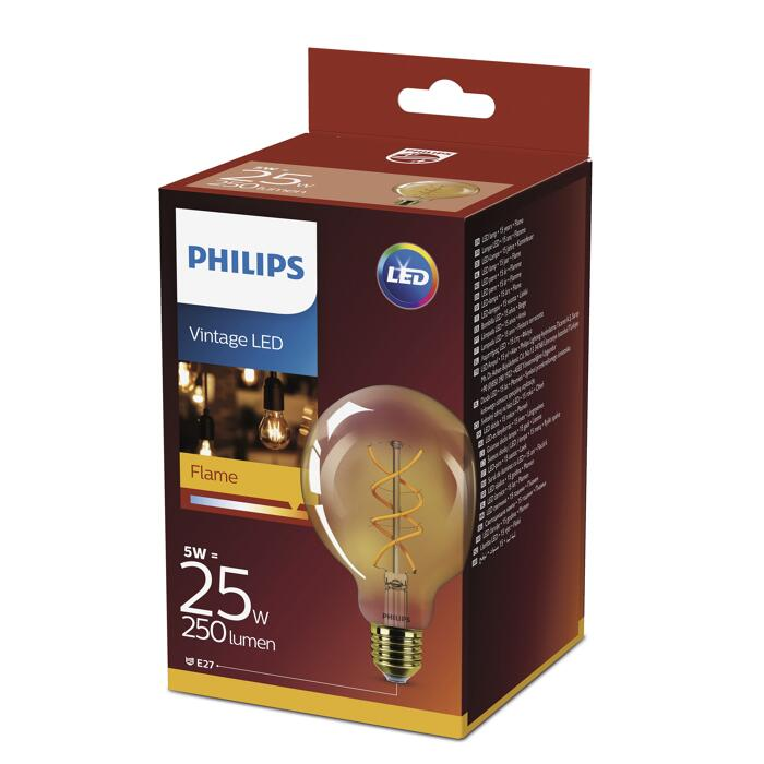 Philips LEDclassic SP 25W G93 E27 GOLD ND ǀ toom Baumarkt