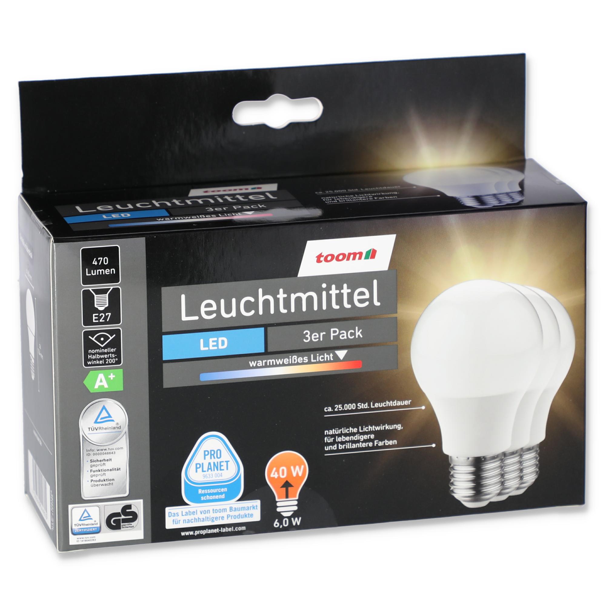 LED-Glühlampen
