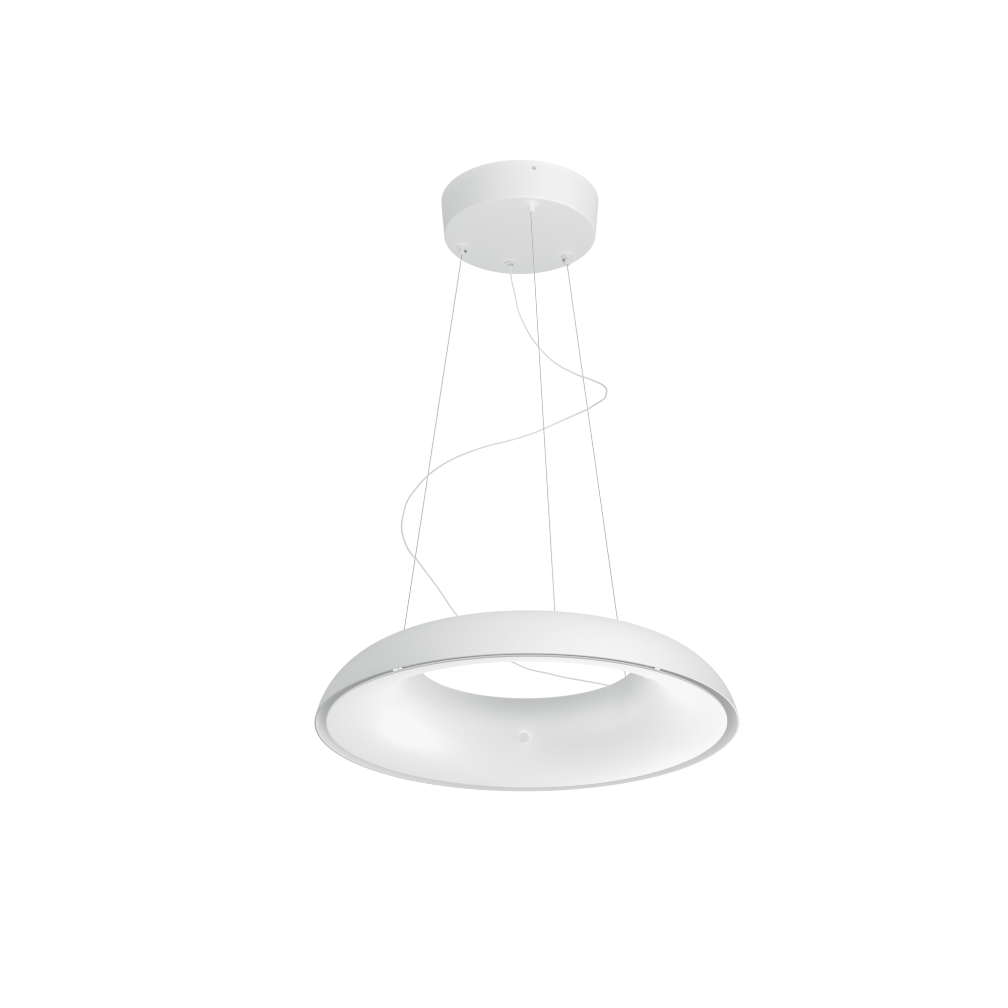 Systemfähige LED-Pendelleuchte