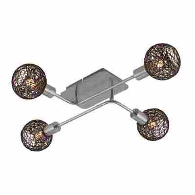 Deckenleuchte 'Nature Ball' 65,4 x 52,4 x 11,6 cm 4 Strahler
