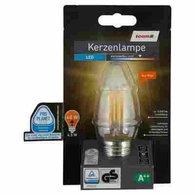 LED-Kerzenlampe E27 470 lm 4,5 W warmweiß