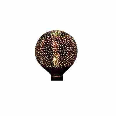 LED-Leuchtmittel dekorativ warmweiß E27, 4 Watt