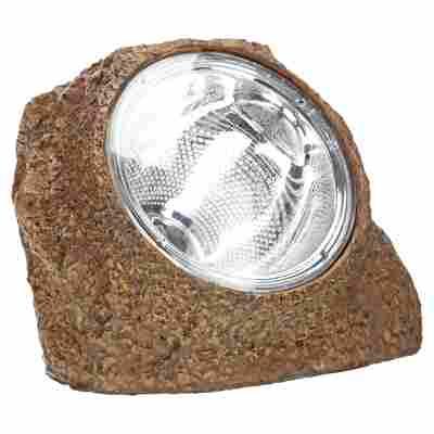 """LED-Solarsteine """"Monte"""" 3 Stück"""