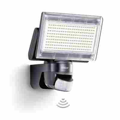 LED Stahler XLED home 1 schwarz mit Bewegungsmelder