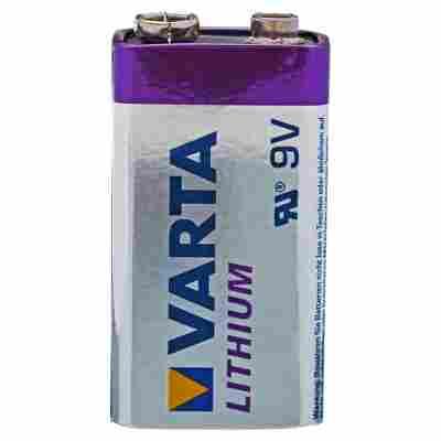 Batterie Lithium 9 V
