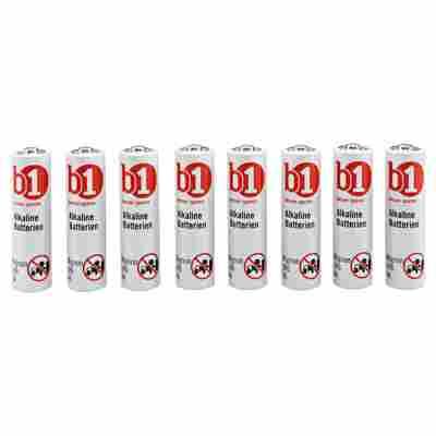 Mignonbatterien 8er-Pack