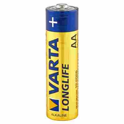 Batterien Longlife AA Alkaline 24 Stück