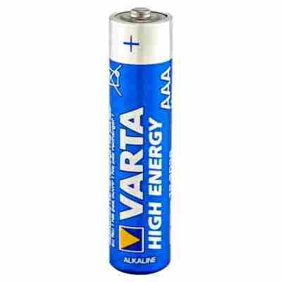 Batterien High Energy AAA Alkaline 10 Stück