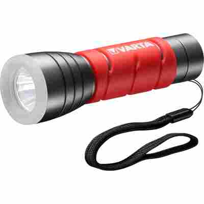 LED-Taschenlampe 'Outdoor Sports F10' rot 250 lm