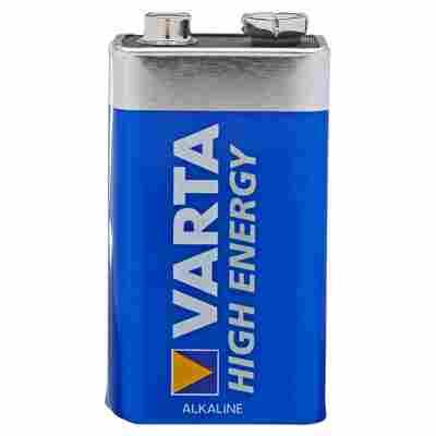 """Batterie """"High Energy"""" 9 V E-Block Alkaline"""