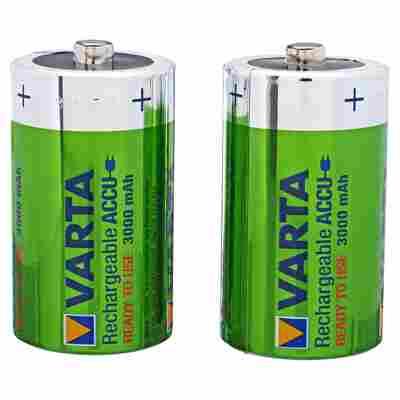 Akku-Batterien Mono 3.000 mAh 2 Stück