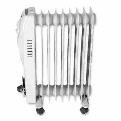 Radiator mit 9 Rippen 2000 W weiß