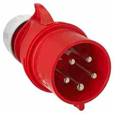 CEE-Stecker mit Phasenwender 32 A 400 V