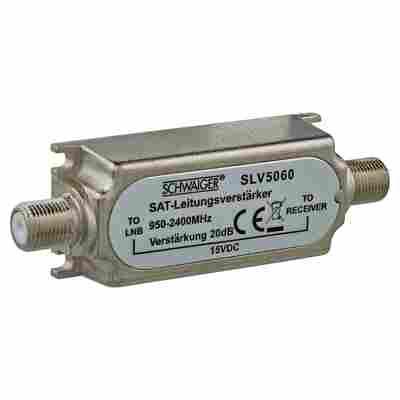 SAT-Leitungsverstärker SLV5060 20 dB